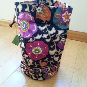 Vera Bradley Ditty Bag in Suzani